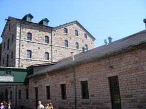 Distillery Building - long shot